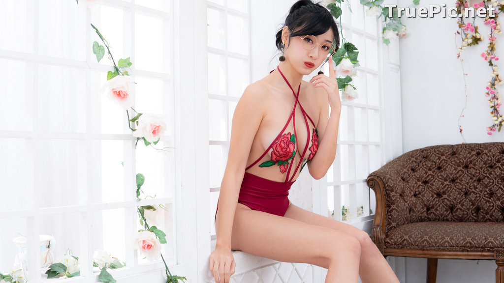 Image Taiwanese Hot Beauty Model - 段璟樂 - Noble Sexy Lady - TruePic.net - Picture-9