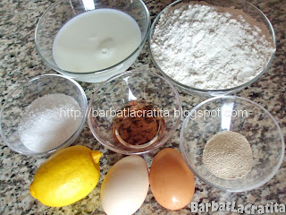 Gogosi pufoase Ingrediente
