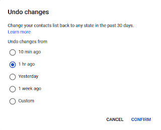 how to import contacts from gmail to android