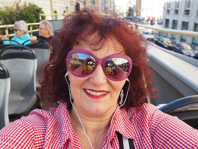 Bustour Hopp on Hopp Off in Rom auf Tinaspinkfriday