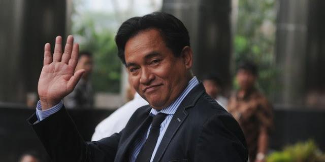 Blak Blakan Alasan Yusril Ihza Mahendra Tinggalkan Prabowo Sandiaga Karena Merasa Kecewa Dan Mereka Hanya Memikirkan Keuntungan Sendiri
