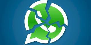 """Precaución con los llamados """"mensajes temibles"""",con diferentes y extraños caracteres que  pueden bloquear WhatsApp"""
