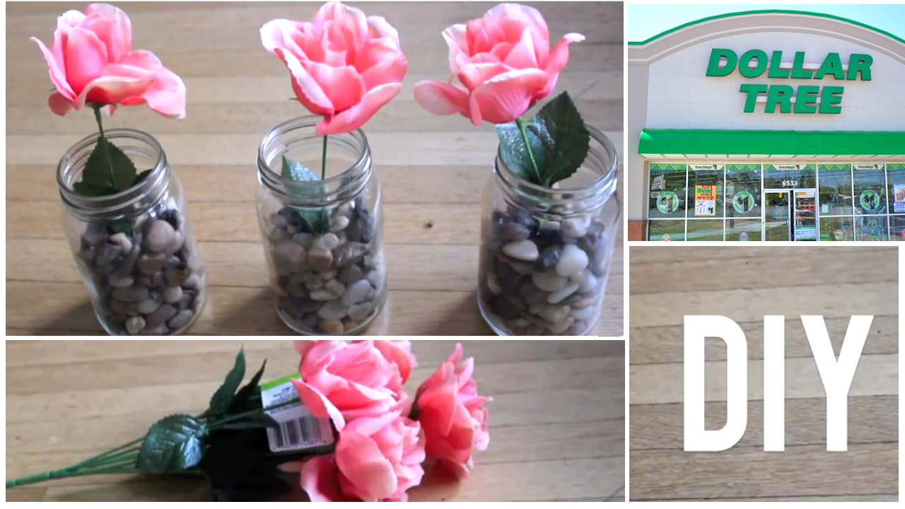 dollar tree craft ideas diy dollar tree craft jar flowers 7 home decor 10810
