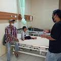 Terjatuh Dari Tangga Rumah, Cucu Temenggung Bujang Kabut Dirawat di RSUD Tebo