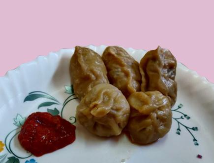 Chicken momos recipes
