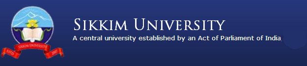Sikkim University Recruitment 2015 at Sikkim Last Date : 30-04 ...