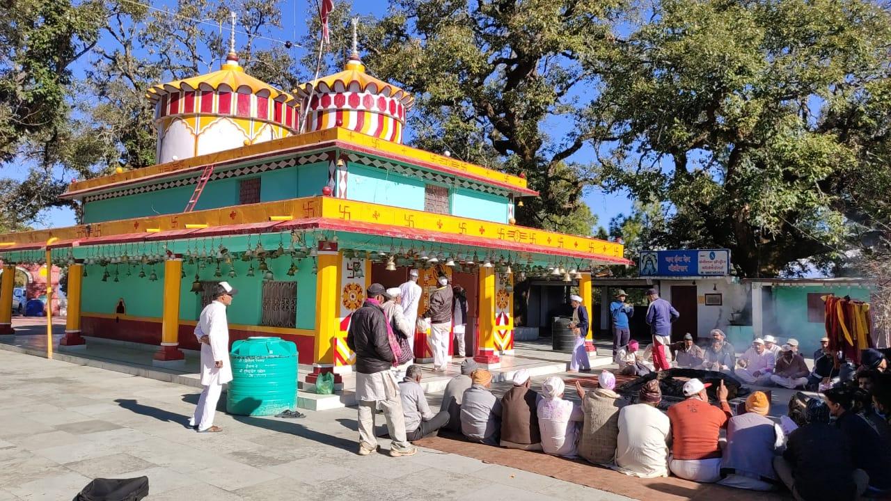 Dhauli NaaG Temple