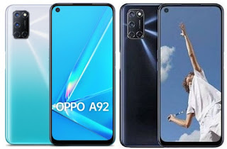 Harga terbaru Hp Oppo A92