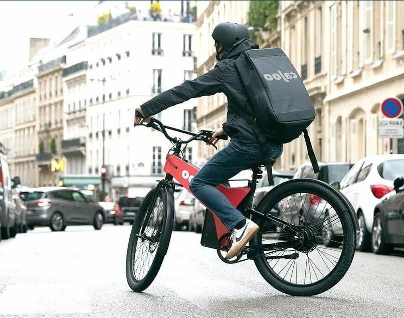 Cajoo pour des courses en moins de 15 min à Paris