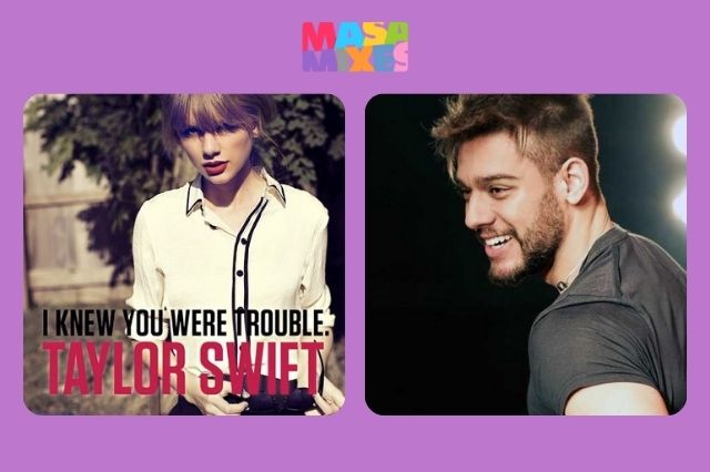 I Knew You Were Pac Man (Taylor Swift vs. Lucas Lucco)
