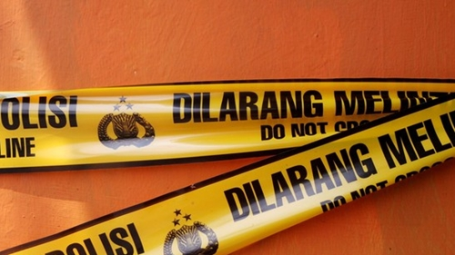 Viral Pria Berhelm di Banjarmasin Bacok Polisi, Pelaku Ditangkap