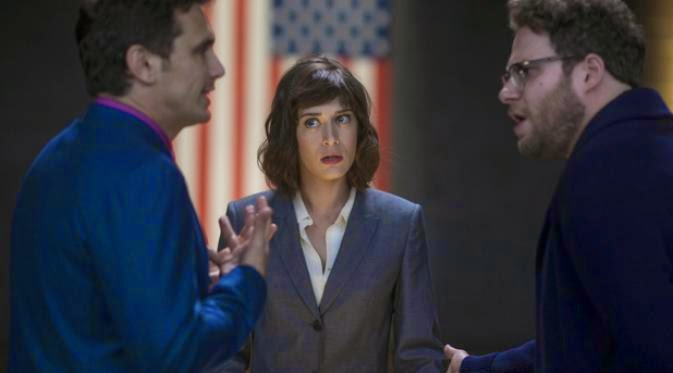 Film ' THE INTERVIEW'  Akan Dirilis Melalui You Tube