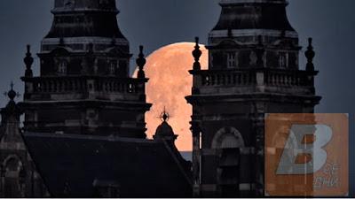 когда в 2020 году будет самая большая Луна