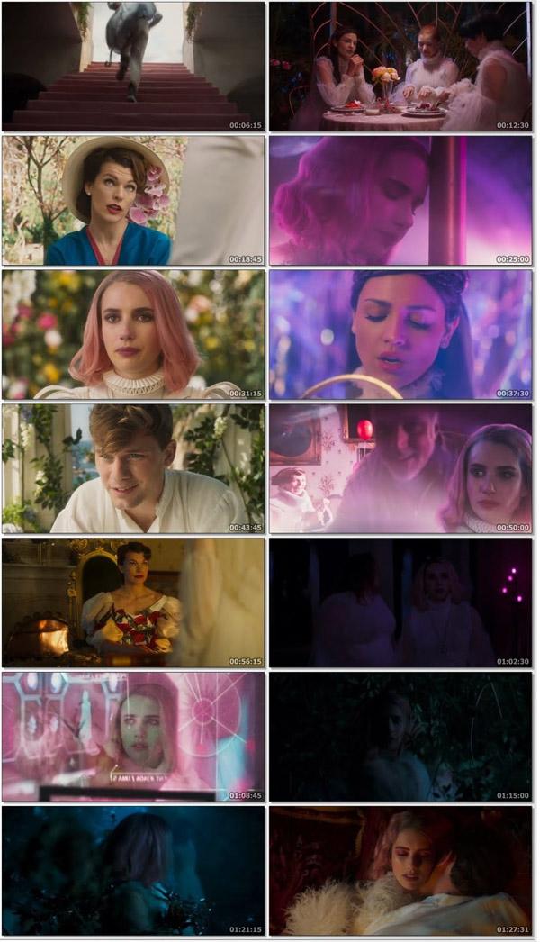 Download Paradise Hills 2019 ORG Hindi Dubbed 720p HDRip 800MB movie