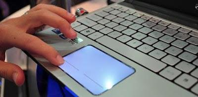 Masalah Pada Touchpad