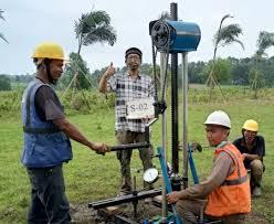 Sedia Jasa Sondir Boring / Soil Test Pangkal Pinang, Kepulauan Bangka Belitung