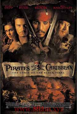 فيلم Pirates of the Caribbean 1 2003 مترجم