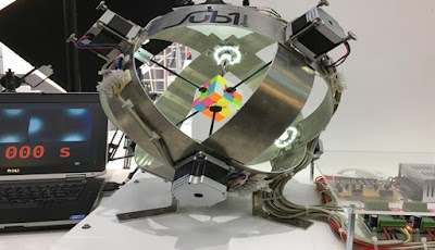 Robot Ini Pecahkan Teka-Teki Rubik Kurang Dari Satu Detik