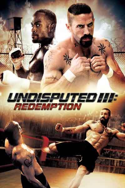 Undisputed 3 Redemption 2010 English 480p 250MB BRRip ESub MKV