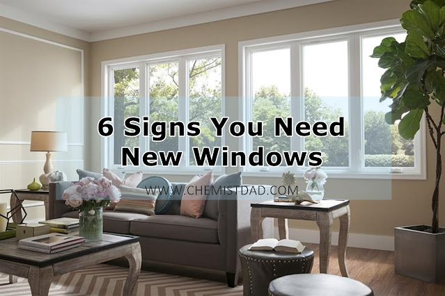 6 Signs You Need New Windows