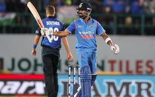 Virat Kohli 85 vs New Zealand Highlights
