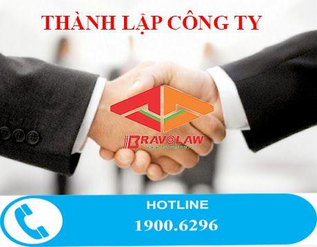Thành lập công ty nhanh giá rẻ tại Luật Bravolaw