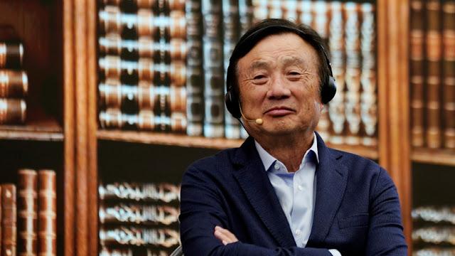 """Fundador de Huawei: """"Podemos sobrevivir muy bien sin EE.UU."""""""