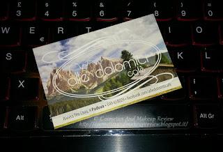 Alle Dolomiti Cafè - contatti