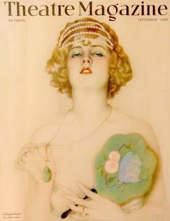 Hilda Ferguson Magazine Cover