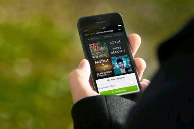 Google thực sự muốn mua Spotify?