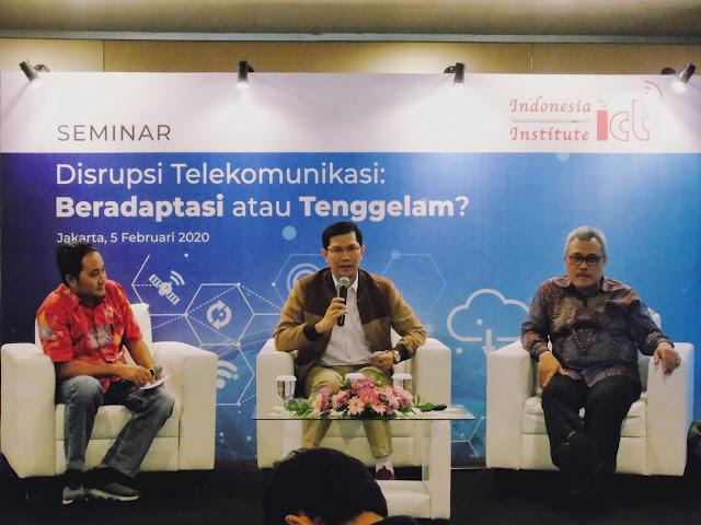 transformasi perusahaan telekomunikasi hadapi disrupsi teknologi