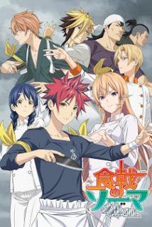 Shokugeki no Souma S4 Opening/Ending Mp3 [Complete]