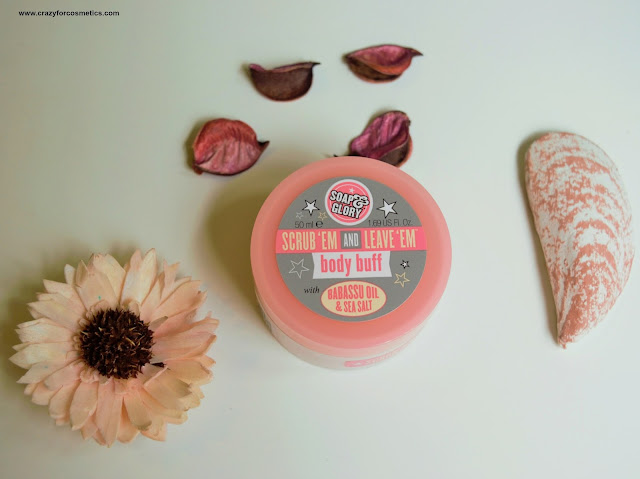 Soap & Glory Scrub 'em and Leave 'em Body Buff Mini