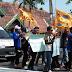"""PMII Sampang Demo Sebut """"Peremanisme Polis Demi Hanya Sesuap Nasi"""""""