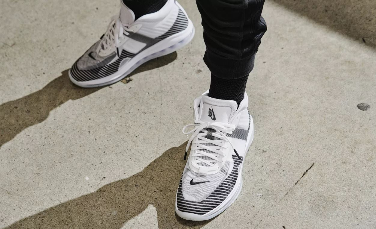 715dd97c20516 Here is a look at the Nike John Elliott Lebron James Icon Shoes Available  at 10AM EST HERE at Nike.For designer John Elliott