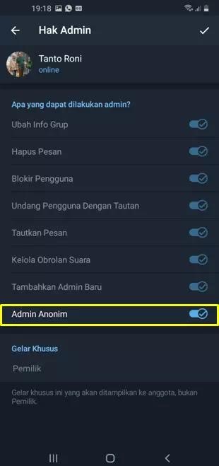 cara mengirim pesan anonim di grup telegram-1