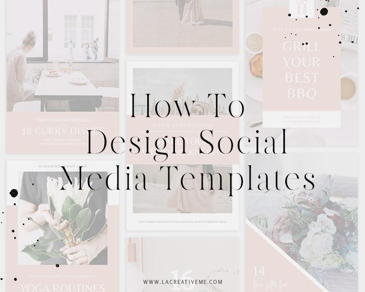 Blog Branding | Πως να φτιάξεις social media templates