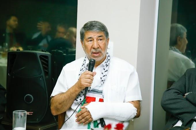 Internacional: Embaixada da Palestina em Brasília recebe jornalistas em encontro intimista