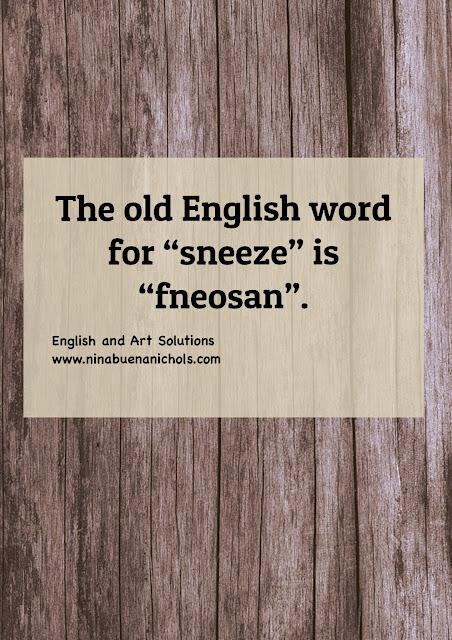 old english word