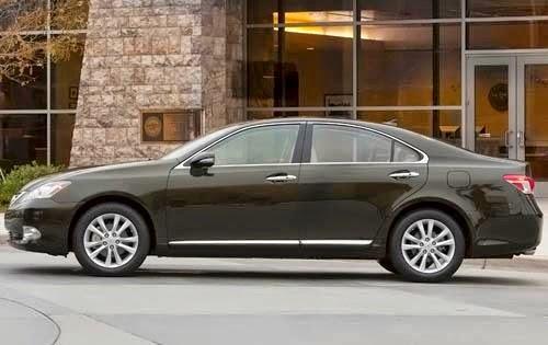 2011 Lexus ES 350 Owners Manual Pdf