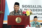 PWNU NTB Gandeng Kanwil Kementerian Agama Provinsi NTB Sosialisasikan LPJ BOP Pondok Pesantren Bantuan Covid-19