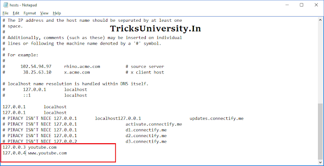 Block any website without software tricksuniversity