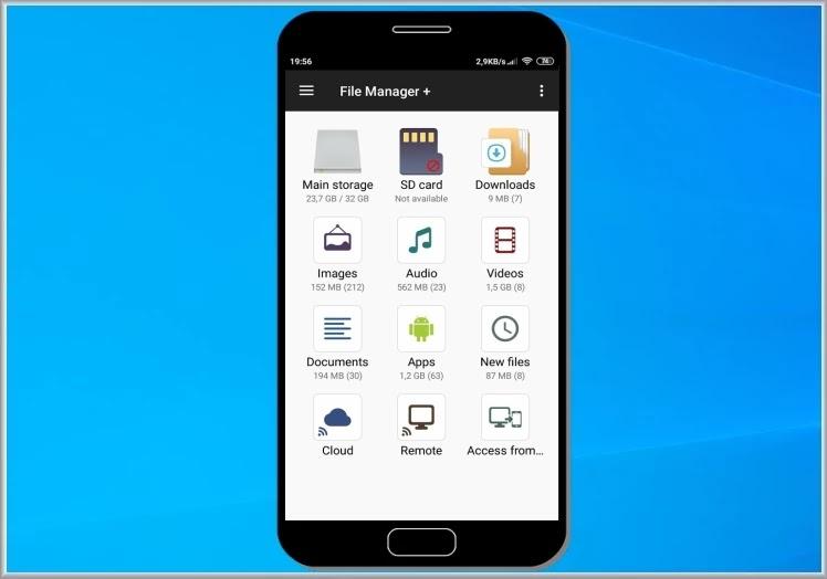 Διαχείριση αρχείων :  Η κορυφαία εφαρμογή διαχείρισης αρχείων για Android