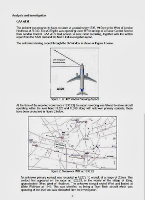 UFO Collision 7-19-13 (Airprox report pg 2)