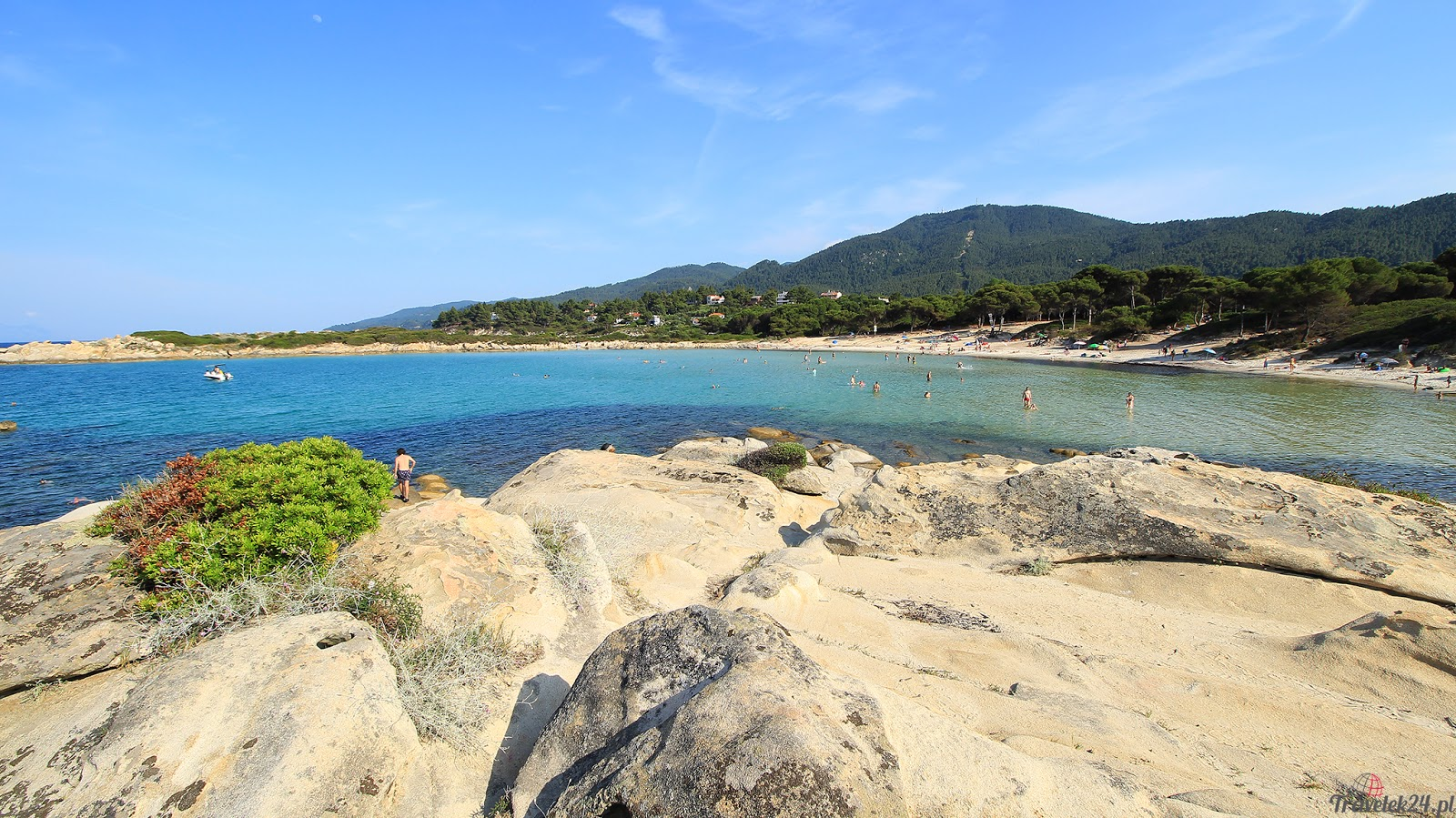 plaże sithonii