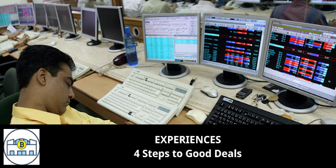 EXPERIENCES: 4 Steps to Good Deals