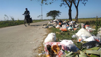 Kurang Maksimal Dinas DLHK Dianggap Kurang Sosialisasi Terhadap Sampah