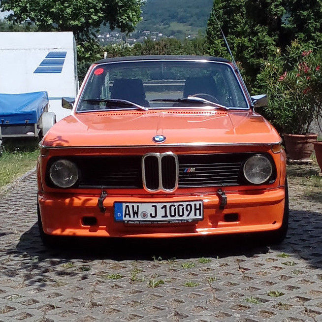 Bmw 2002 Tii Baur Cabriolet Eur 1205000 On Ebay Germany
