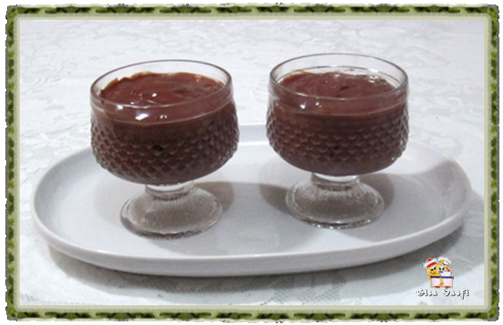 Creme de chocolate da Anete 2