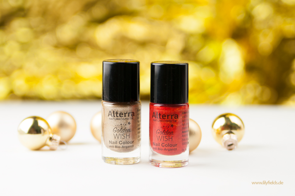Alterra - Golden Wish - Nagellack